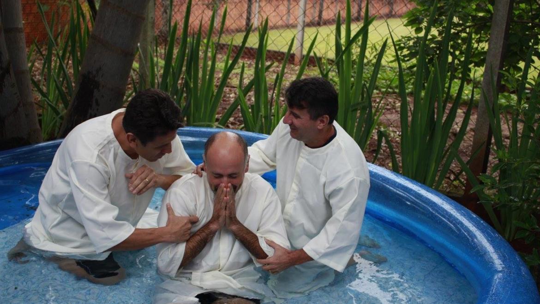 Batismo – Janeiro de 2016