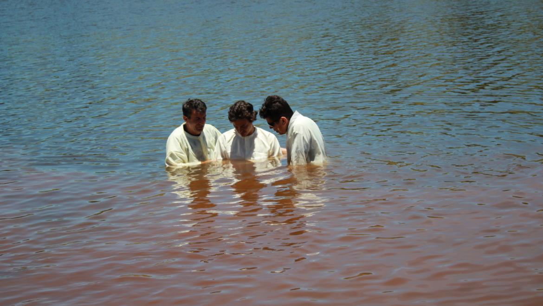 Batismo: 19 de novembro